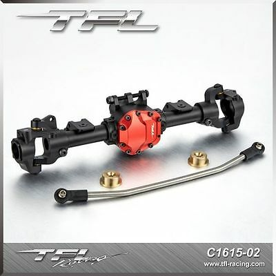 TFL SCX10 II Upgrade Frontachse  Front Axle Housing Assembly