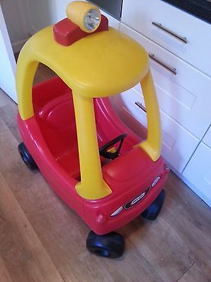 Little Tikes Cosy Coupe Ride in Car