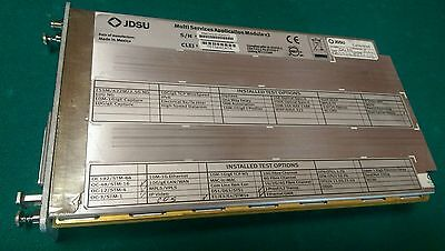 JDSU MSAM V2 C0400 4G for T-BERD 6000/8000 Multi Services Application Module