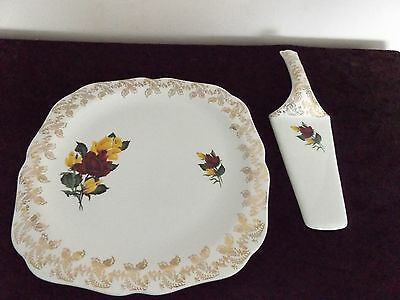 Lord Nelson Ware Cake Plate & Server