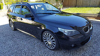 BMW E61 530i 2006 Wrecking E60 Wagon