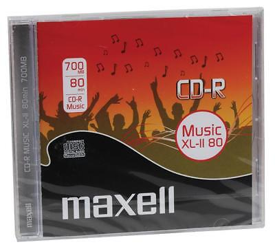 Maxell Cd-R 80 Music Cd-R 80 Music