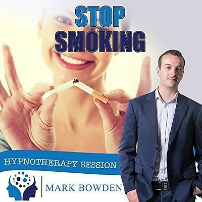 Stop Smoking Hypnotherapy CD - With Smoking Cessation Hypnosis You Use The Of