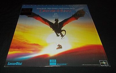 Dragonheart Laser Disc Laserdisc  Widescreen