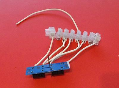 Seep Point Motor remote point operation,most with diodes&term/blocks USED incP&P