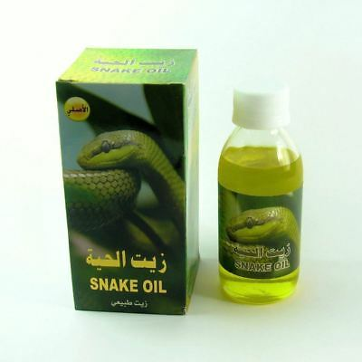 Original Snake Oil Natural Hair Treatment No Chemicals 125 ml Hi Quality