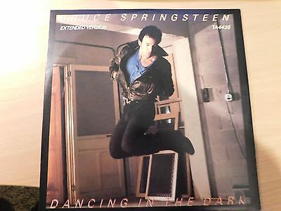 Bruce Springsteen  –  Dancing In The Dark 12 inch record NM + free P&P 1984