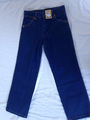 "-O144 OUTBACK Child's Jeans Size 8 Waist 24"" Denim Rodeo  NWT"
