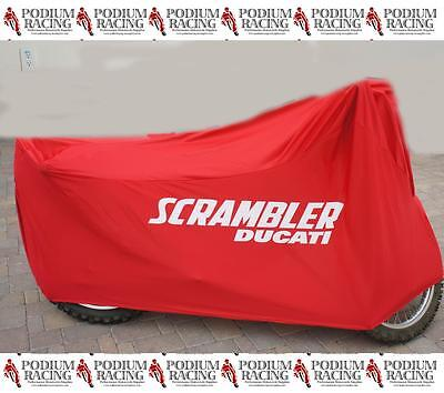 Indoor Bike Cover Ducati Scrambler Enduro, Sixty2, Full Throttle, Icon, Classic