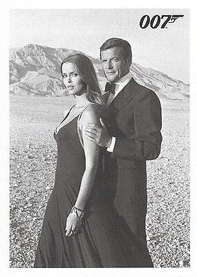 2015 James Bond Archives The Spy Who Loved Me Throwback Set Of 93 Cards RARE!