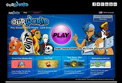 Gaming Website - 200 Games - Game Play - TurnKey - Home Online Money Business
