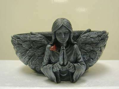 Fantasy Wahrsageschale Praying Angel betender Engel Nemesis Now