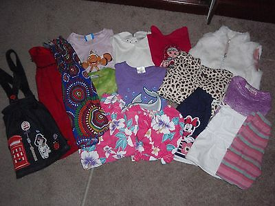 Girl's clothing bulk lot - 16 pieces - Size 4