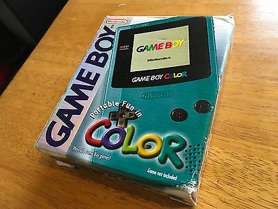 Nintendo Gameboy Color  - Box Only - No Console
