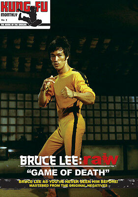 Bruce Lee: raw series -The Game of Death plus Tao of Promotion- Kung Fu Monthly