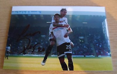 Lucas Piazon Signed Fulham 6x4 Photo CURRENT SEASON 16-17  NEW