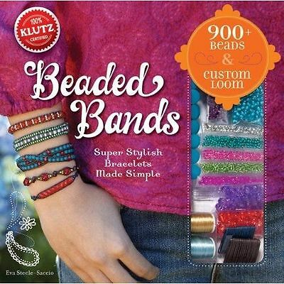 Beaded Bands - Craft Kits by Klutz (544934)