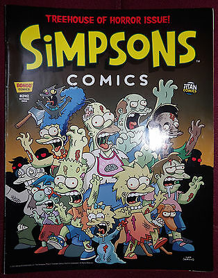 Simpsons Comic Halloween 2015