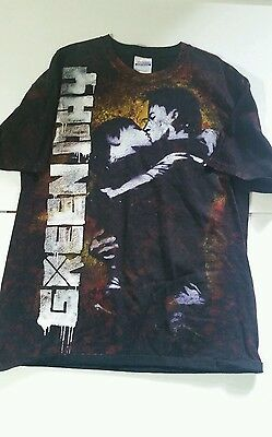 Green Day t shirt size large