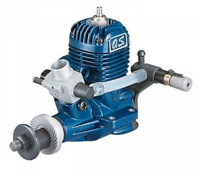 Os 15 La Rc Airplane Engine (Blue) New In Sealed Packages