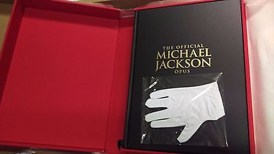 The Official Michael Jackson Opus - Boxed - As New only opened twice
