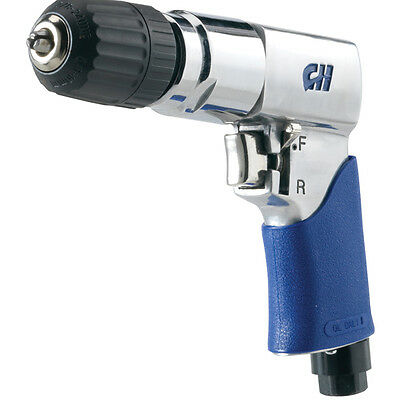 Campbell Hausfeld 3/8-in Reversible Air Drill with Storage Case, NEW