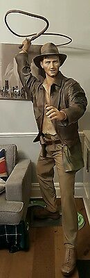 Indiana Jones Limited Edition Life Size Figure / Statue