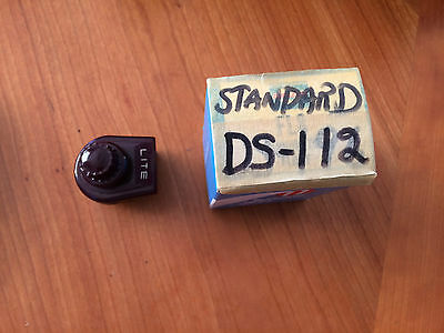 DS 112 DS-112 Dimmer Switch STANDARD