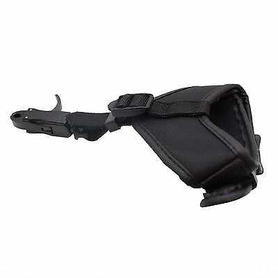 Adult/Youth Compound Bow Archery Release/Caliper Release with Buckle Wrist Strap