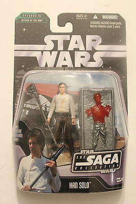 STAR WARS HAN SOLO  CARBONIT The SAGA Collection Nr. 002