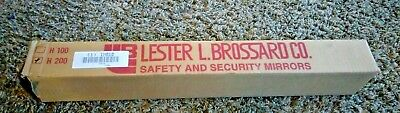 LLB Lester L Brossard Co H200 1M818 Safety & Security Mirrors Mounting Bracket