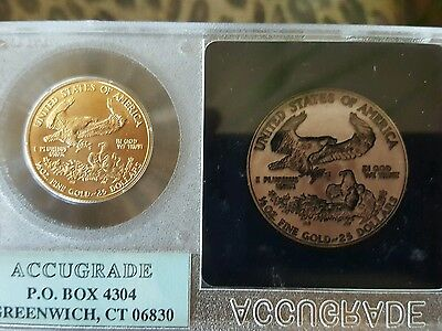1986 USA Golden Eagle 1/2 oz $25 Gold coin MS-68 graded