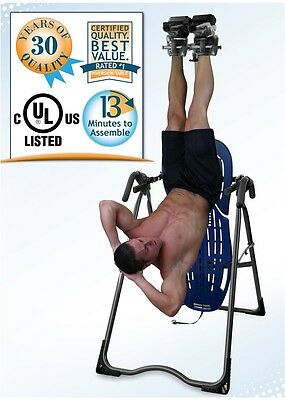 Teeter Hang Ups EP-560 Plus Inversion Table Fitness Strength Flexibility