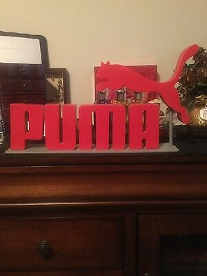 PUMA Collectable sign