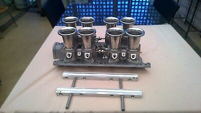 Ford 302 Windsor Stack ITB Fuel Injection