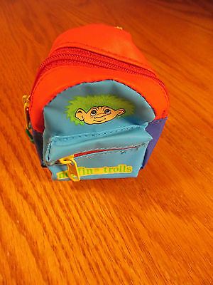 Norfin Troll Backpack With Key Ring And Two Zipper Compartments 1992