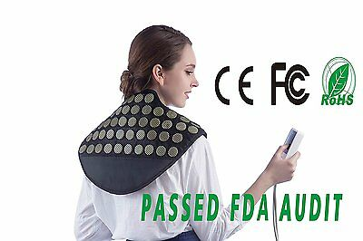 UTK Far Infrared Natural Jade Neck Shoulder Heating Pad for Pain Relief