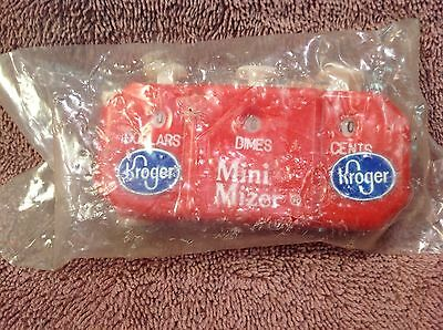 Vintage Kroger Mini Mizer: Kroger Helps Minimize your Food Costs