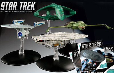 Star Trek Starships Collection Special Editions