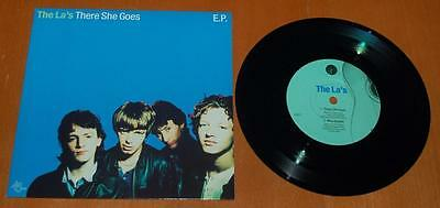 "The La's - There She Goes - 1988 UK 7"" Single"