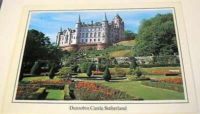 Scotland Dunrobin Castle Sutherland B60248 - posted 1984