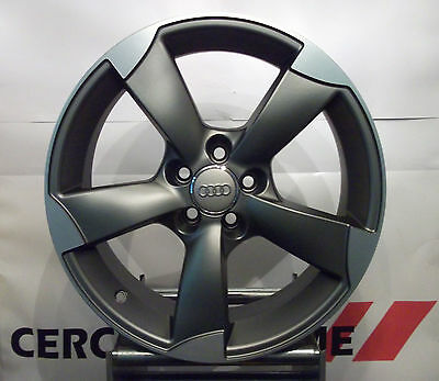 Kit 4 Cerchi in lega 16 audi A1 A3 8L RS S1 8X Ambition Attraction S - Tronic