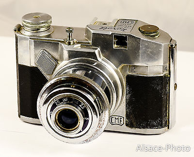 Bencini, Koroll 1951 4,5x6  sur film 120 made in ITALY
