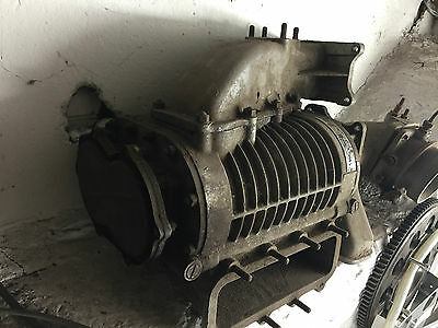 Wade Engineering Ltd Supercharger Type 4R034/1400