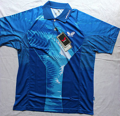 Butterfly Table Tennis Shirt 236-0503, 180cm, New, Melbourne