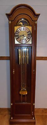 Grandfather Clock - brand new German Hermle/westminster chimes/autonight off