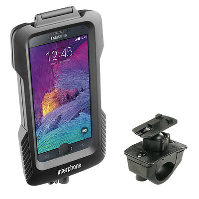 Motorcycle Interphone Pro Case Galaxy S6 Edge - Tubular UK Seller