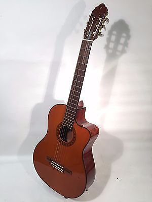 Valencia Electro Acoustic guitar – top model CG190CE