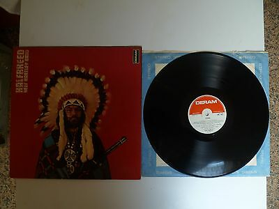 "Keef Hartley Band ""halfbreed""  1St Press Uk Deram Lp 1969"