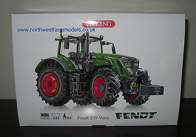 Wiking 1/32 Scale Fendt 939 Vario (Mib)  (2015 Version)